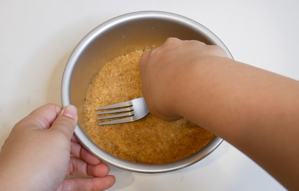 用冰箱做蛋糕-芒果起司蛋糕-免烤蛋糕教學22.jpg