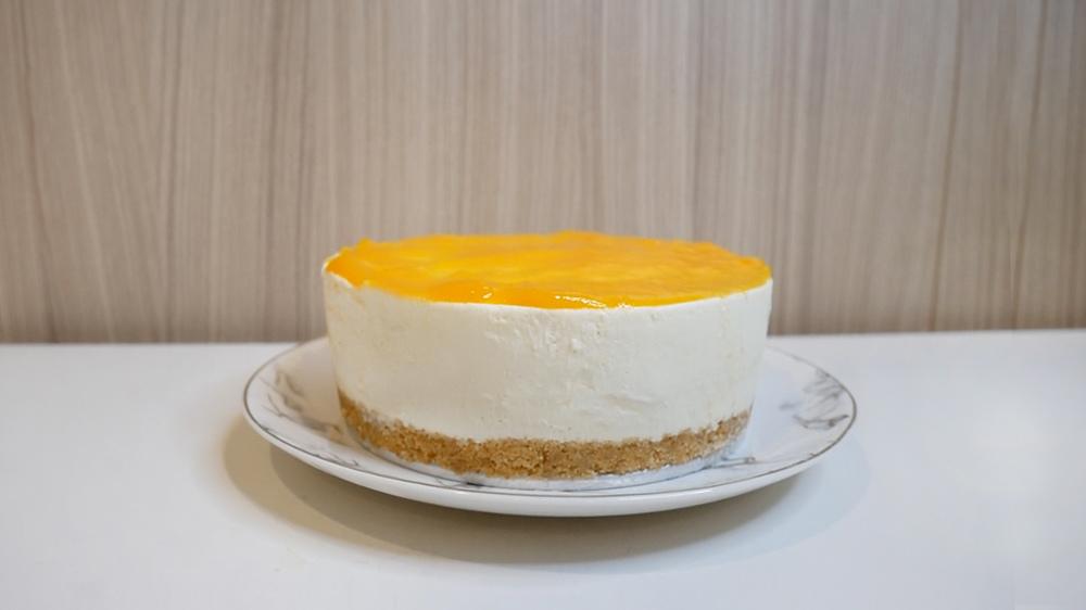 用冰箱做蛋糕-芒果起司蛋糕-免烤蛋糕教學02.jpg