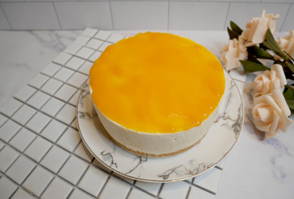 用冰箱做蛋糕-芒果起司蛋糕-免烤蛋糕教學26.jpg