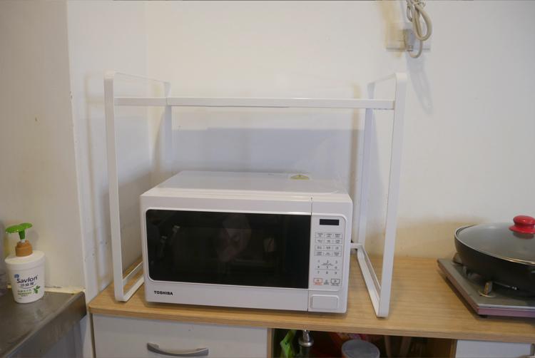 日本山崎Yamazaki廚房收納-微波爐架09.jpg
