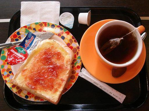我的丹堤早餐1