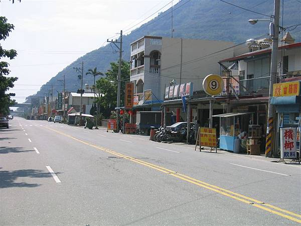 和平主要街道-有全家與7-11