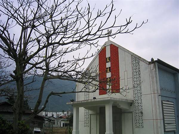 文蘭社區-天主堂