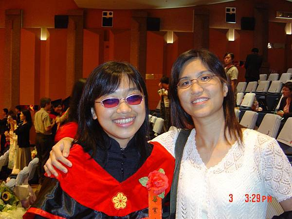 2005撥穗-好喜歡博班的文琪學姊
