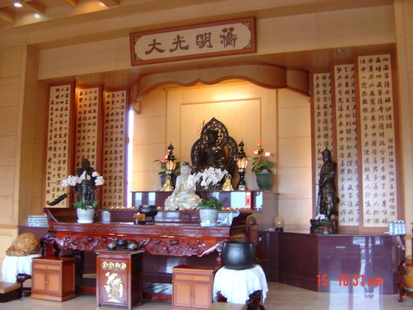 聖覺學苑-大殿