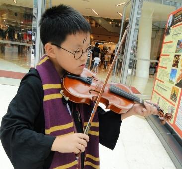 alan violin