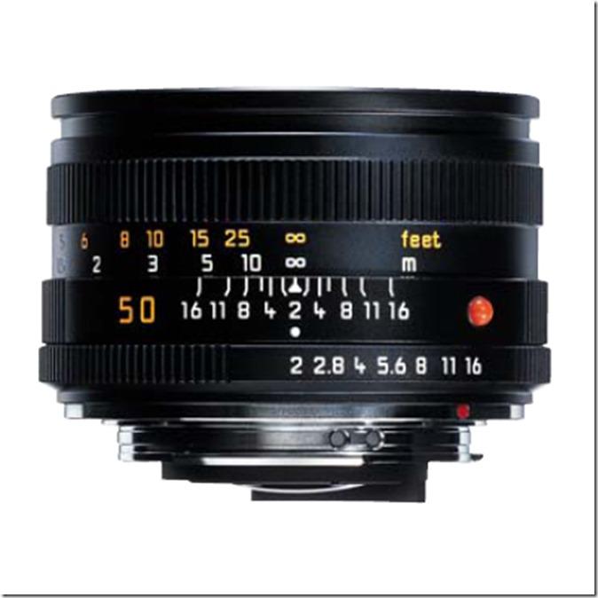 Leica R 50mm F2 ROM 外觀