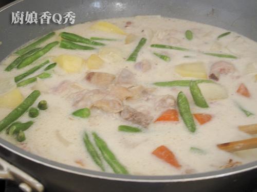 泰式咖哩雞6