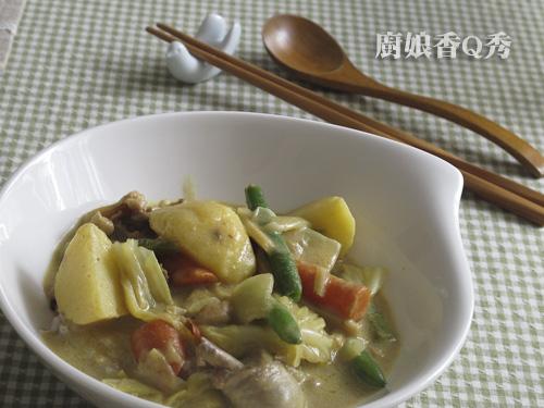 泰式咖哩雞7