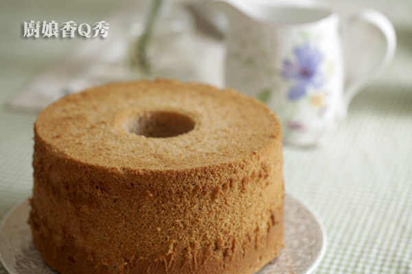 草莓戚風蛋糕_10