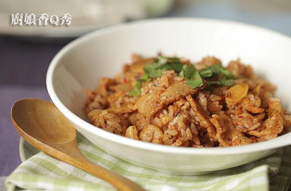 韓式泡菜炒飯_3