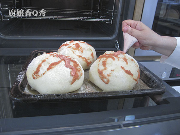 洋蔥明太子麵包_4