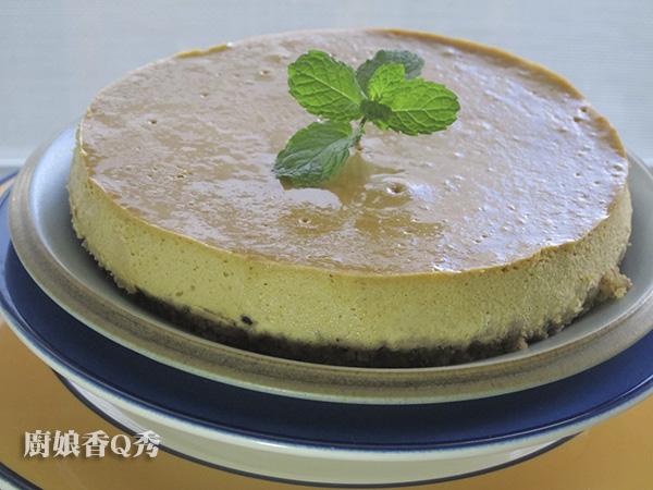 南瓜黑糖乳酪蛋糕_7