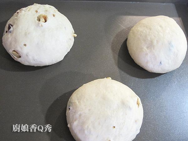 蔓越莓裸麥核桃麵包_4