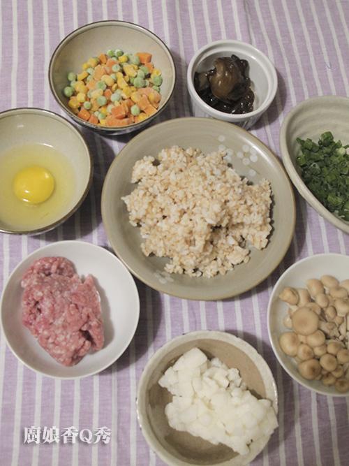 糙米五行粥_2