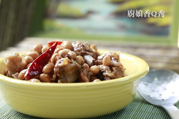 黃豆燒雞跗_7