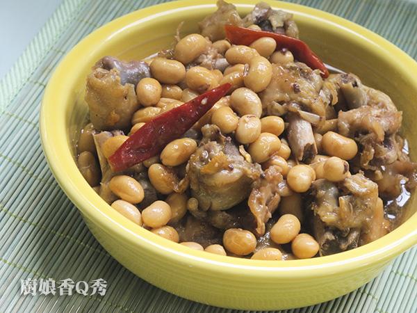 黃豆燒雞跗_6