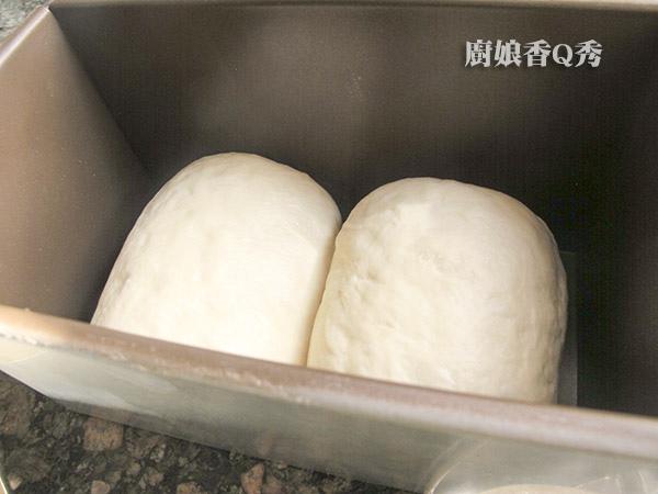 柚皮湯種土司7