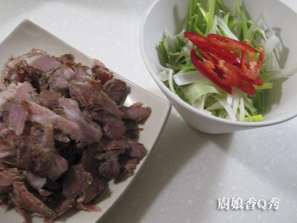 客家鹹豬肉_做法1