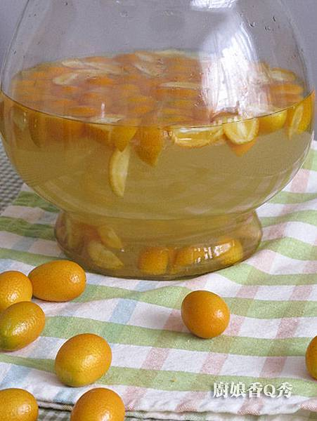 金桔天然酵母