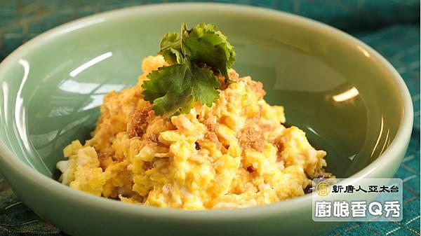 賽螃蟹原來是雞蛋加上魚肉變成的佳餚2