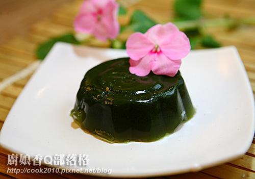 5.抹茶口味的豆漿布丁.jpg