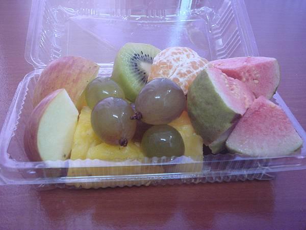 綜合水果拼盤
