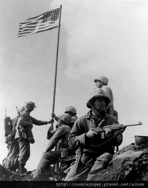 472px-First_Iwo_Jima_Flag_Raising