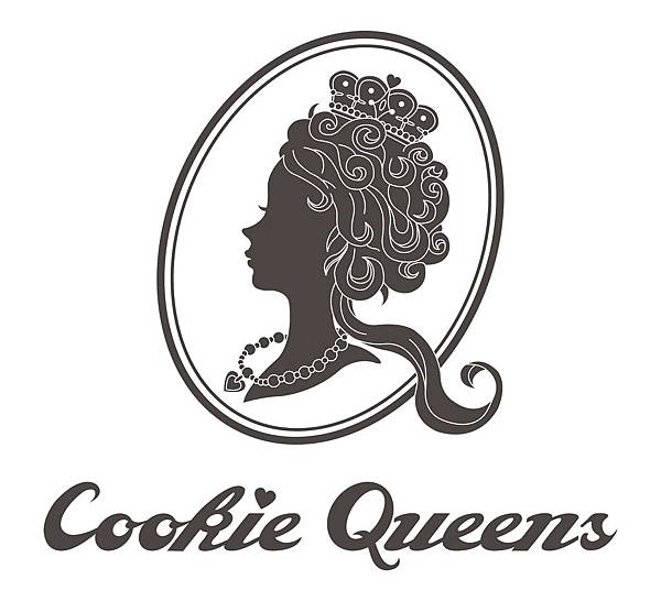 COOKIE QUEENS LOGO直式