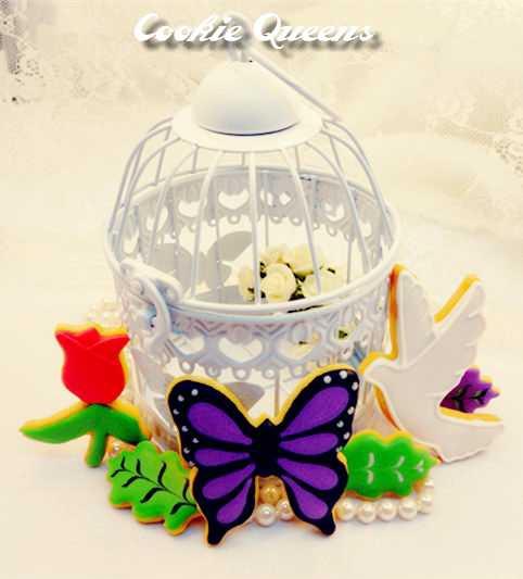 餅乾皇后糖霜基礎課程201402