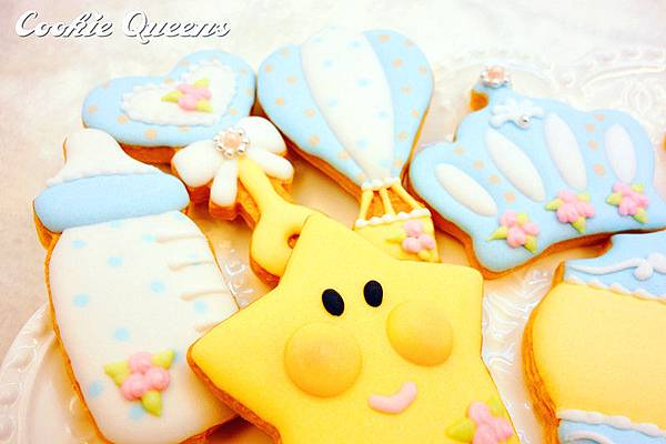 Cookie Queens 餅乾皇后