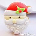 糖霜餅乾Xmas耶誕老人