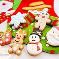 糖霜餅乾Xmas2014禮物組