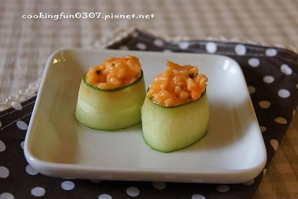 小黃瓜龍蝦沙拉壽司.jpg