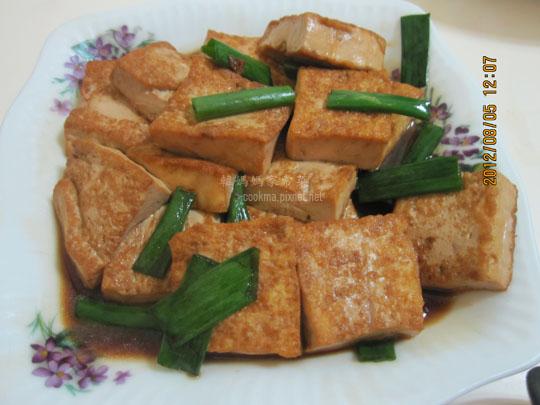 紅燒豆腐食譜