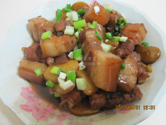 皇帝豆燒肉