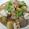 芋頭燴海鮮