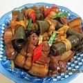 五花肉燉海帶