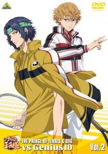 「新テニスの王子様 OVA vs Genius10」Vol.2