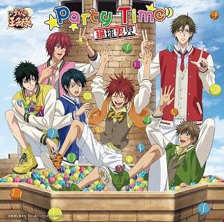 『新テニスの王子様 OVA vs Genius10』第7話ED