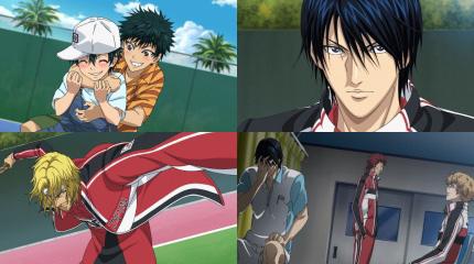 「新テニスの王子様 OVA vs Genius10」第5卷