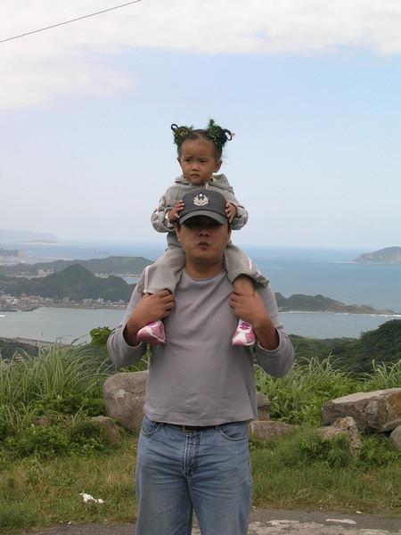 林小緹與小緹爸