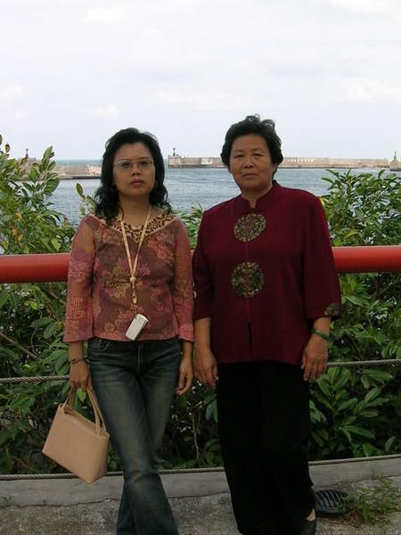 熊媽與熊阿姨