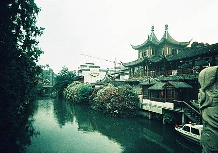 南京 - 夫子庙商业街