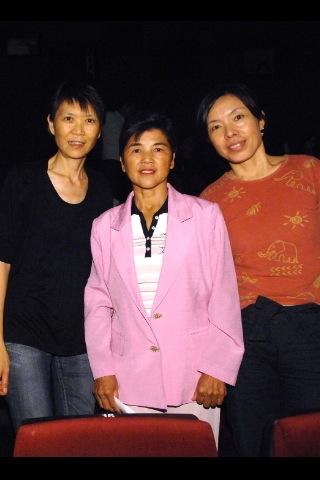 三位馬媽媽