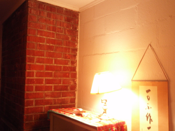 我的房間檯燈