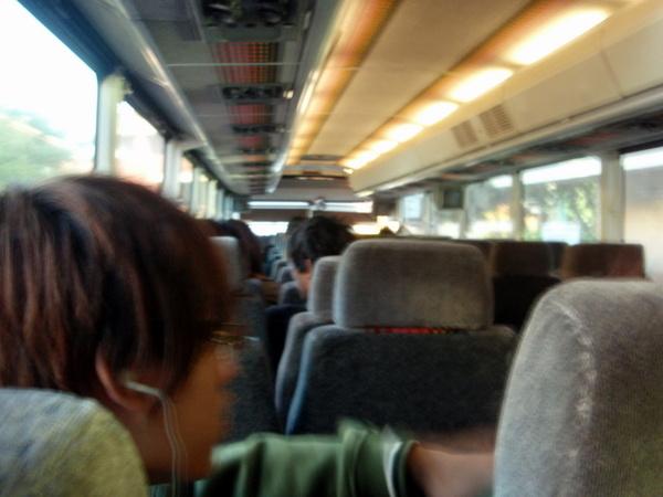 馬上搭公車