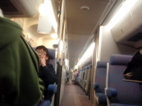 高級的Amtrak