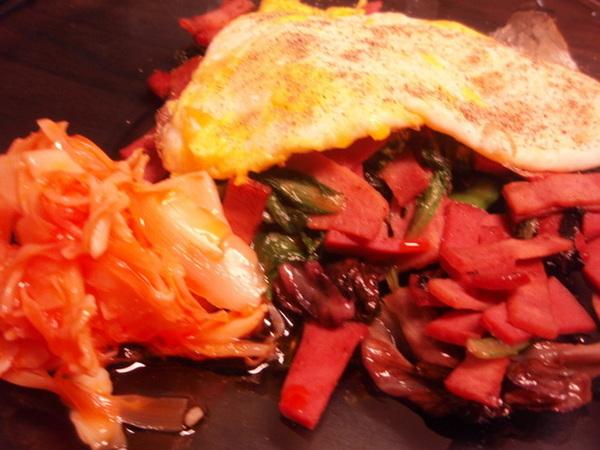 完美的蛋以及竹筍