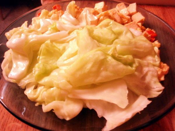 簡單的青菜